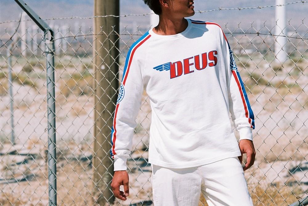 Bluza deus white